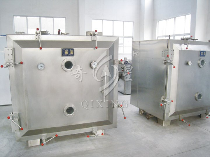 FZG Square、YZG Circular Static Vacuum Dryer​