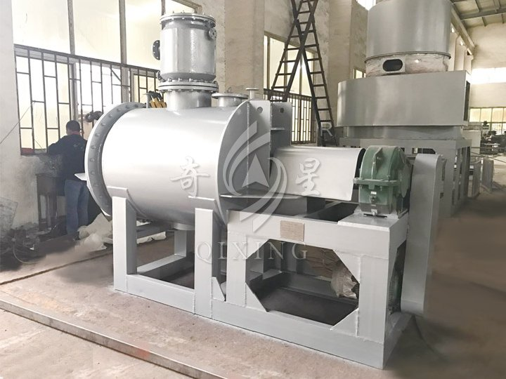 ZPG Series Vacuum Rake Dryer