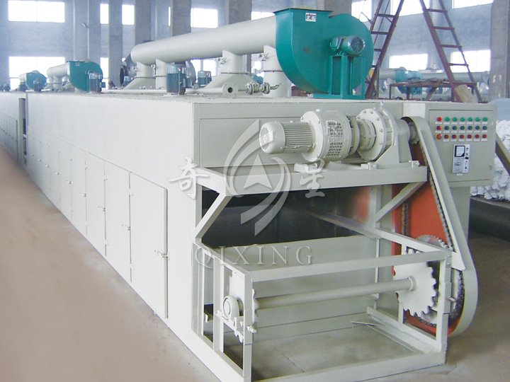DW Series Monolayer、Multilayer Belt Dryer