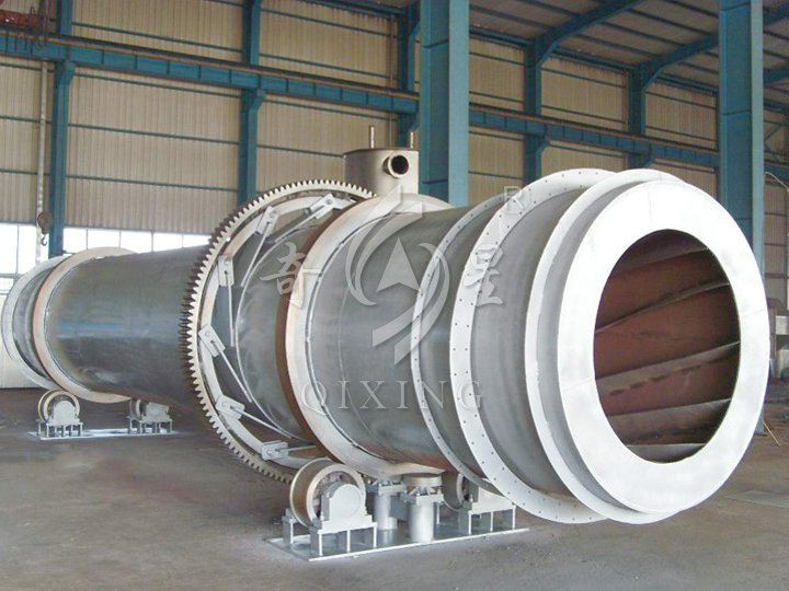 HZG Series Rotating Cylinder Dryer