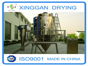 Spray Drying Equipment for Molecular Sieves