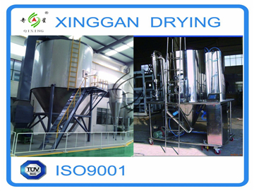 Spray Drying Equipment for Washing Powder