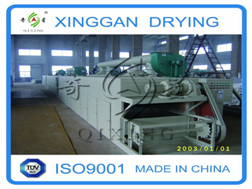 Belt Drying Equipment for Parsley