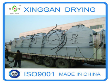 Belt Drying Equipment for Nuts