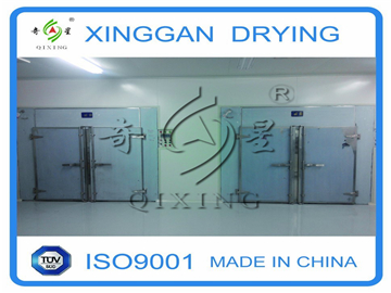 Tray Drying Equipment for Pharmaceutical Raw Material