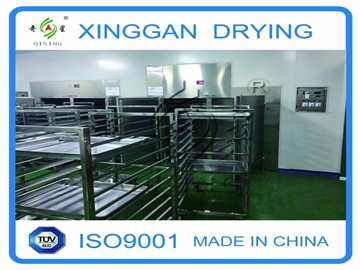 Tray Drying Equipment for Leaf/Flower