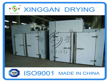 Tray Drying Equipment for Pharmaceutical Powder