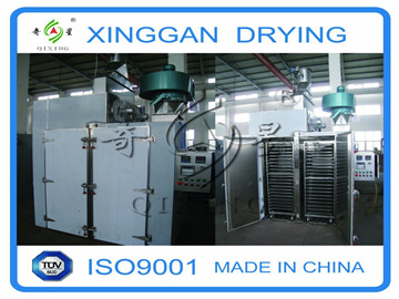 Tray Drying Equipment for Pigment Dyes