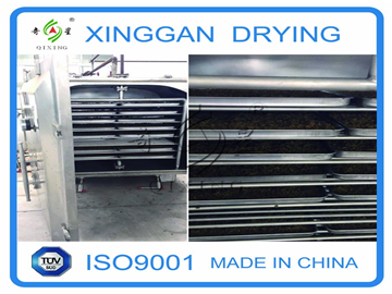 Vacuum Drying Equipment for Heat-Sensitive Material