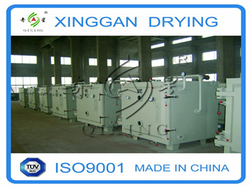 Vacuum Drying Equipment for Medical Intermediate