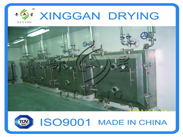 Vacuum Drying Equipment for Chinese Medical Extract